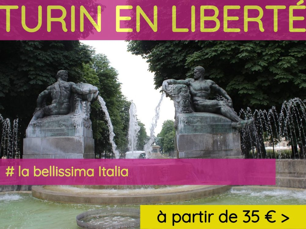 Turin en liberté