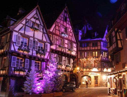 Marché de noël en Alsace