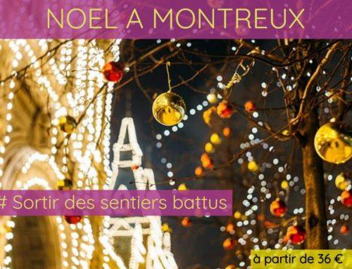 Marché de Noël MONTREUX